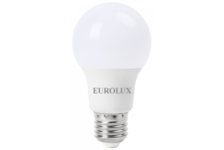 Лампа светодиодная Eurolux груша 11ВТ, 230В, Е27, 4000К