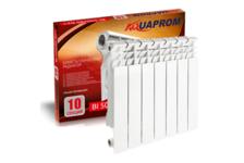 Радиатор биметаллический AQUAPROM 500*80*10 секций