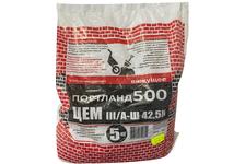 Цемент ВТВ М-500 (ЦЕМ III/А-Ш 42.5 Н), 5 кг