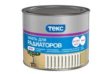 Эмаль для радиаторов ТЕКС Профи алкидная, белая (0.55 кг)