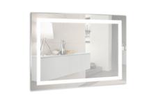 Зеркало MIXLINE Ливия 800 х 600 мм, сенсорный выключатель