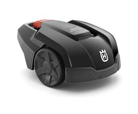 Газонокосилка-робот Husqvarna Automower 105, площадь кошения 600м2, ножи 9шт, 6,7кг Фотография_0