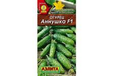 Семена Аэлита Огурец Аннушка F1 0,3 г