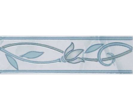 Фриз Венера голубая 200х57 (1 уп. 20 шт) 1 сорт Фотография_0