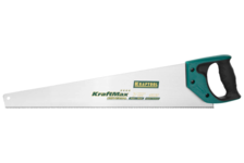 Ножовка Kraftool EXPERT SuperMax, быстрый и точный рез, зуб, 7/8TPI, 550 мм
