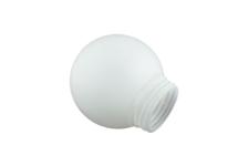 Рассеиватель ЭЛЕТЕХ ШАР D150 мм, 60 Вт, пластик, белый