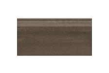 Керамогранит Kerama Marazzi Про Дабл Ступень 30х60 см, коричневый