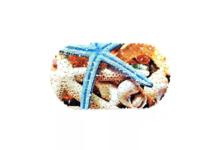 Коврик FOVERO SPA FOTOPRINT Морская звезда, матовый, галька ПВХ, 67х36 см