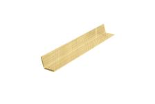 Угол МДФ Дуб сучковатый светлый 2620x56x7мм