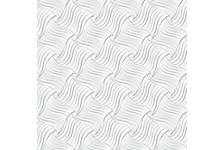 Потолочная плитка 500х500мм Формат Лента Инжекция (в упак. 8шт/2м2)