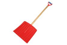 Лопата для уборки снега Fit 305*270 мм
