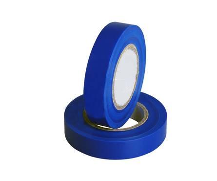 Изолента ПВХ синяя 19 мм х 20 м  Фотография_0