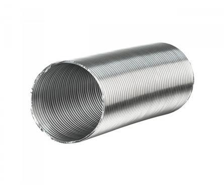 Воздуховод алюминиевый гофрированный 3м ВПА100