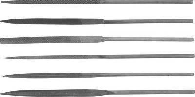 Набор надфилей DEXX, улучшенная инструментальная сталь У10 (6 шт) Фотография_0
