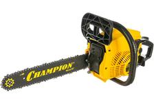 Бензопила Champion 237-16, 1.5 кВт, легкий старт