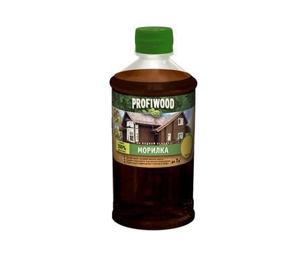 Морилка акриловая PROFIWOOD махагон 0,5 кг