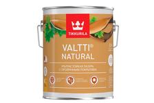 Лазурь для дерева Tikkurila Valtti Natural ультрастойкая, прозрачная (0.9 л)