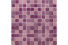 Мозаика Caramelle Mosaic Acquarelle Viola 298х298х4 мм, чип 23х23 мм