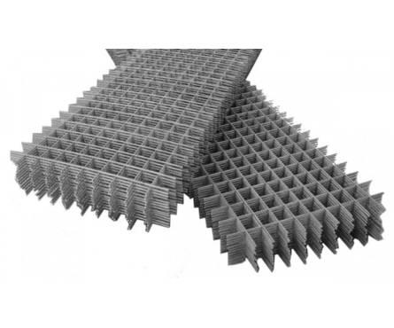 Сетка кладочная сварная 55x110х3мм ТУ (2x0,5м)