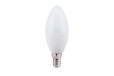 Лампа светодиодная Ecola Свеча Е14, 220 В, 7 Вт, 2700 К, 560 Лм