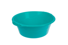 Таз пластмассовый Радиан круглый, особопрочный, 11 л