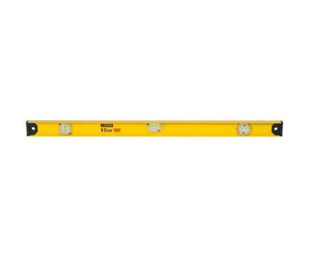 Уровень STAYER MASTER I-Bar рельс двутавровый, 100 см, 3 противоударные ампулы (1 поворотная на 360 °C ), линейка Фотография_0