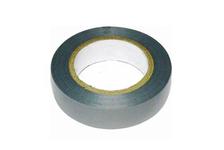 Изолента ПВХ серо-стальная 19 мм х20 м