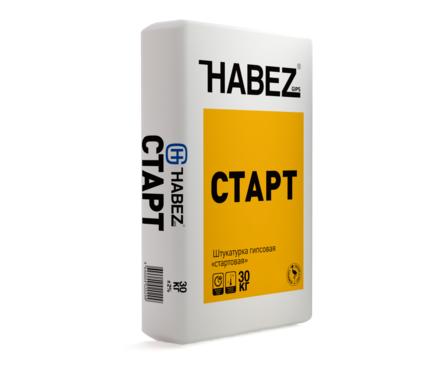 Штукатурка HABEZ Старт 30 кг  Фотография_0