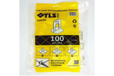 Система выравнивания плитки TLS profi, зажим 1,4 мм