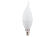 Лампа светодиодная Ecola Свеча на ветру 7 Вт, 230 В, Е14, 4000 К