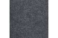 Ковровое покрытие Antwerpen ширина 0.8 м, серый цвет