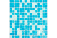 Мозаика Caramelle Mosaic La Passion Лавальер, 327х327 мм, чип 20х20 мм
