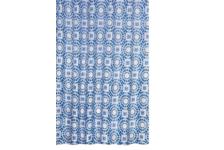 Штора для ванн Bath Plus Circle Blue ch15080, 180х200 см