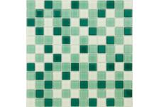 Мозаика Caramelle Mosaic Acquarelle Peppermint 298х298х4 мм, чип 23х23 мм