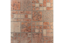 Плитка Евро-Керамика Сицилия 330 х 330 мм, коричневый