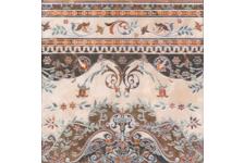 Керамогранит Cerama Marazzi Мраморный Дворец ковёр лаппатированный, 402х402 мм, бежевый