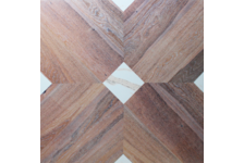 Плитка Евро-Керамика Сорренто 330 х 330 мм, коричневая