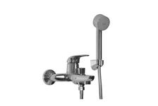 Смеситель MIXLINE ML05-01 для ванны и умывальника 40k