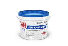 Шпаклевка готовая DANOGIPS Fill & Finish Light, 12,3 кг