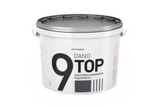 Шпаклевка DANO TOP 9 финишная, готовая под окраску, 10 л/16,5 кг