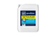Очиститель Goodhim-600 для фасадов и керамической плитки (концентрат 1:5), 10 л