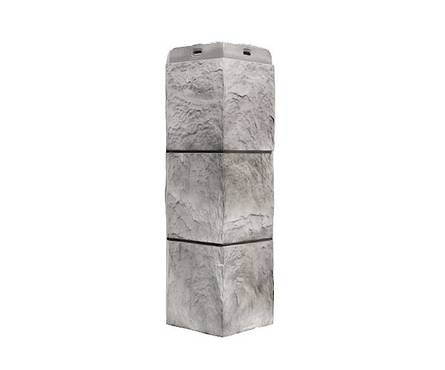 Угол наружный для цоколя, VOX Solid Stone Бежевый хамелеон Фотография_0