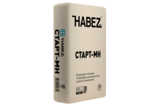 Штукатурка гипсовая HABEZ Старт МН (30 кг)