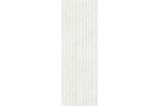 Плитка настенная Kerama Marazzi Борсари Структурная 250х750 мм, белая
