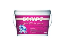 Краска БОЛАРС Brilliance Металлик, серебро (М010), 5 кг