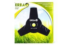 Нож для триммера металлический EBRA 3 зуба, 255х1,4х25.4 мм