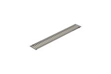 Решетка водоприемная РВ-10.13,6.100-штампованная стальная оцинкованная