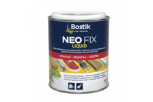 Клей BOSTIK NEO FIX неопреновый, контактный жидкий, 250 мл