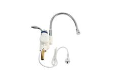 Водонагреватель-смеситель UNIPUMP BEF-001-02 проточ. типа, гибкий излив (3 кВт)