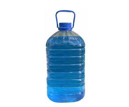 Незамерзающая жидкость для стеклоомывателя автомобиля -30 С 5л Фотография_0